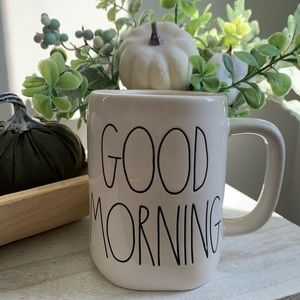Rae Dunn Good Morning Mug